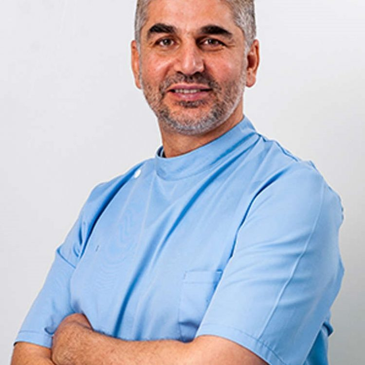 Basil Hatahet special interest in orthodontics